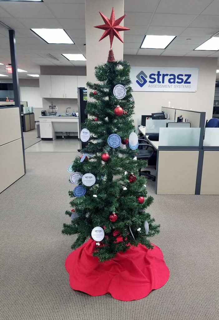Strasz Giving Tree
